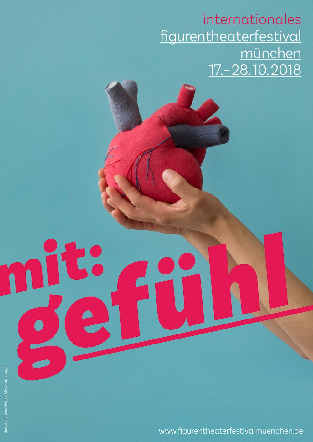 Plakat Figurentheaterfestival 2018